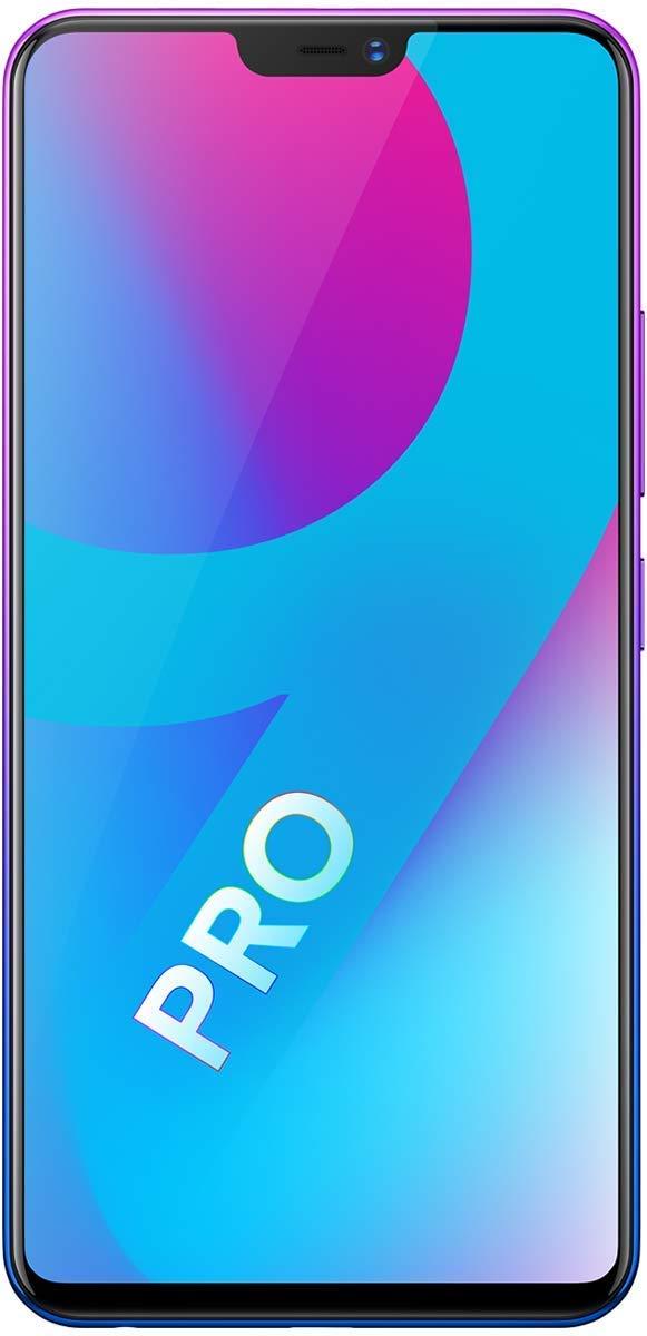 Vivo V9Pro (Nebula Purple, 6GB RAM, Snapdragon 660AIE)