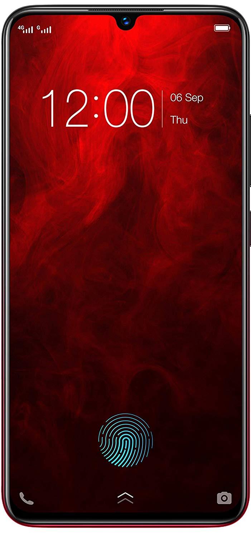 Vivo V11 Pro 1804 (Supernova Red, 6GB RAM, 64GB Storage)