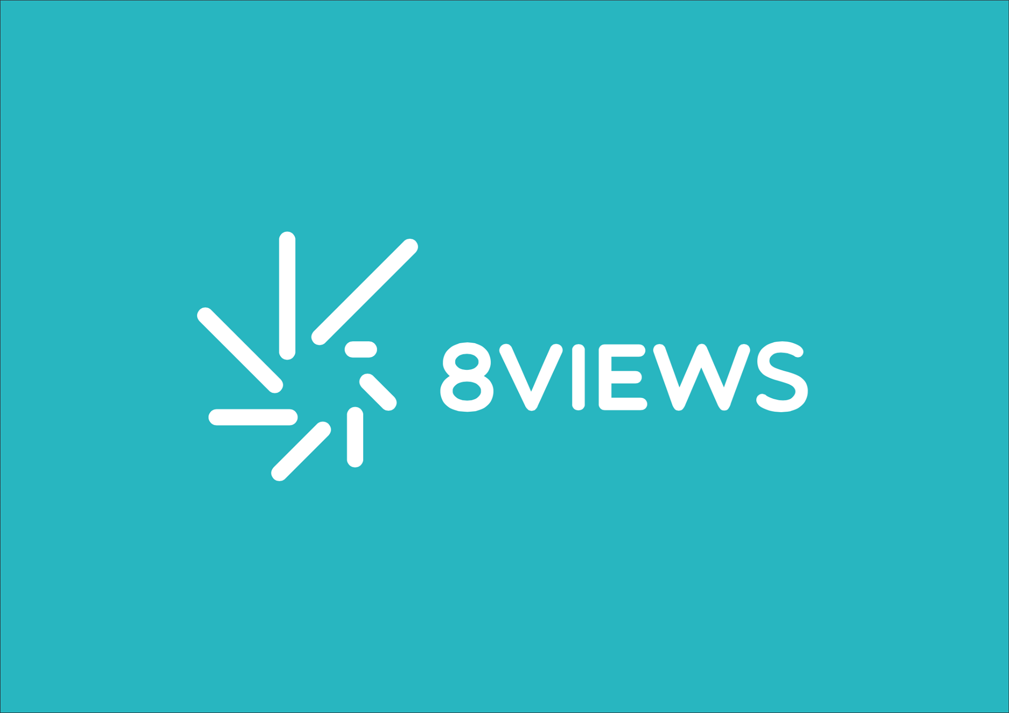 8views logo