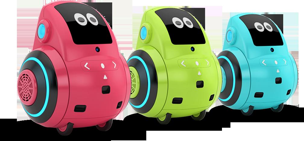 child companion robots
