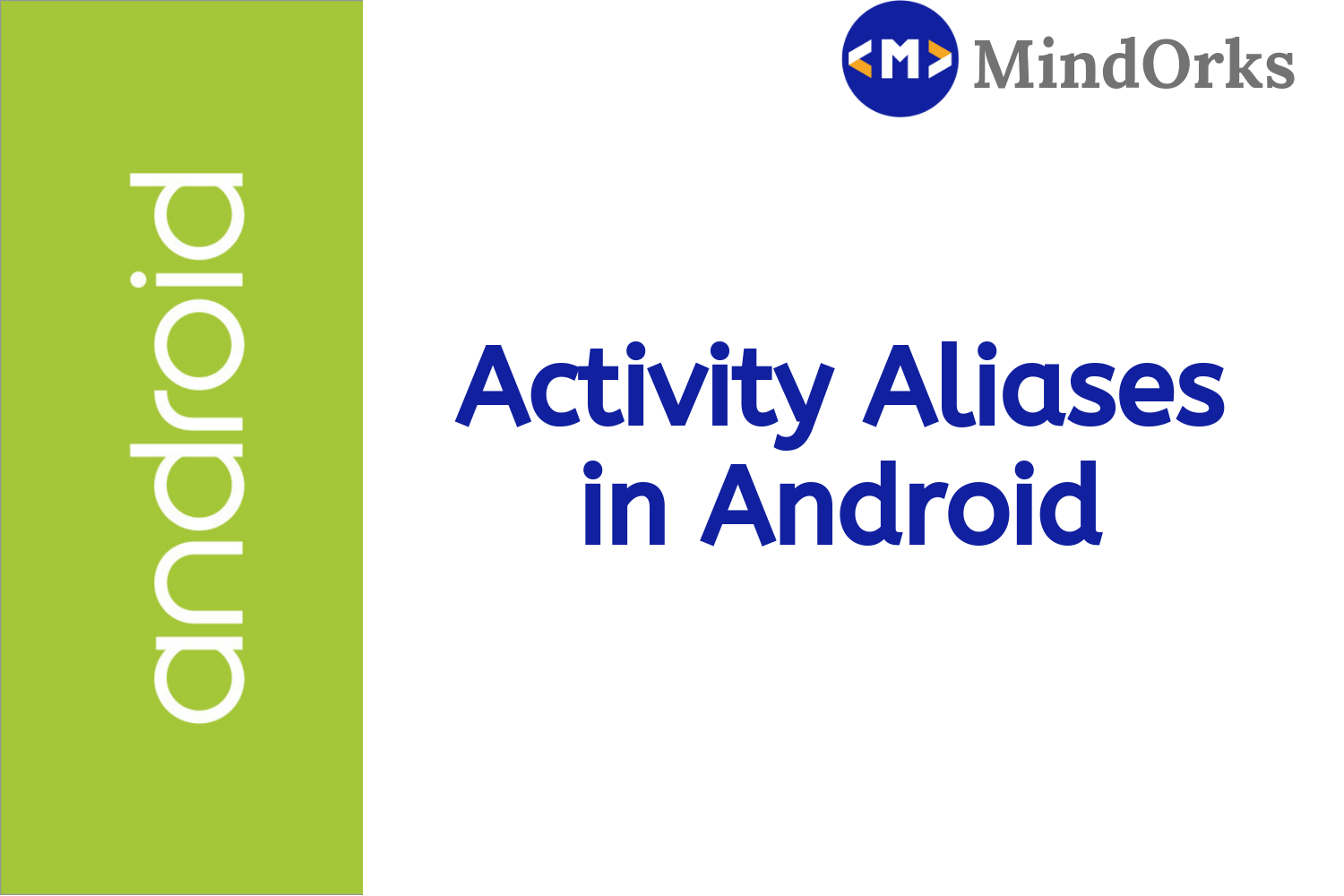 Understanding Activity Aliases in Android To Preserve Your Launchers