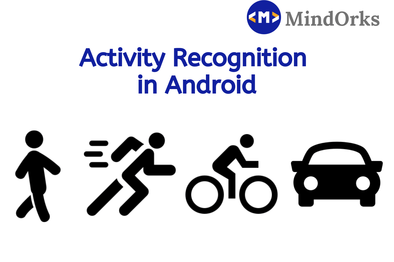 Activity Recognition in Android—Still, Walking, Running, Driving and much more