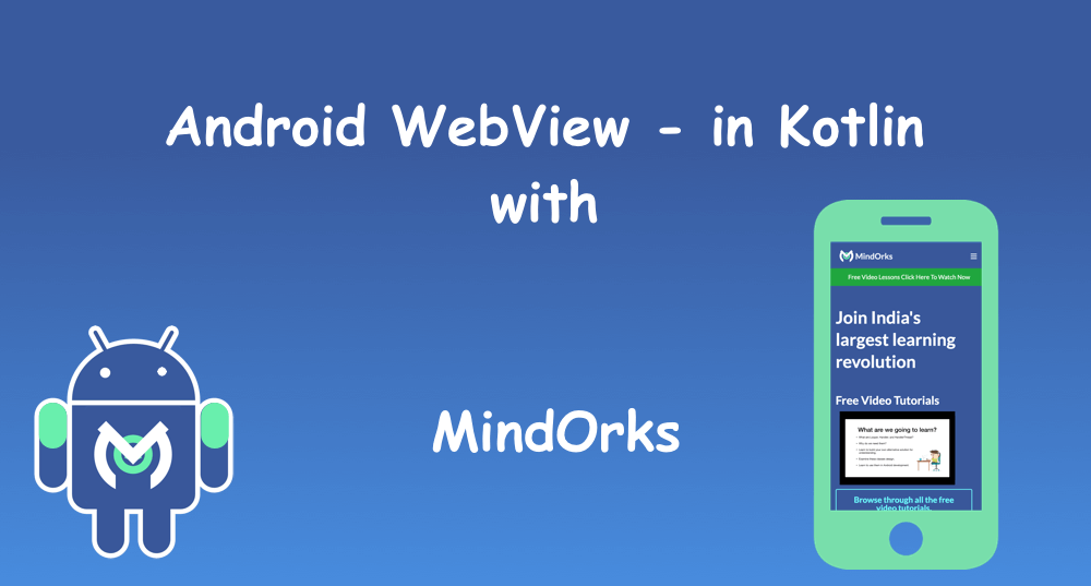 Android WebView — in kotlin