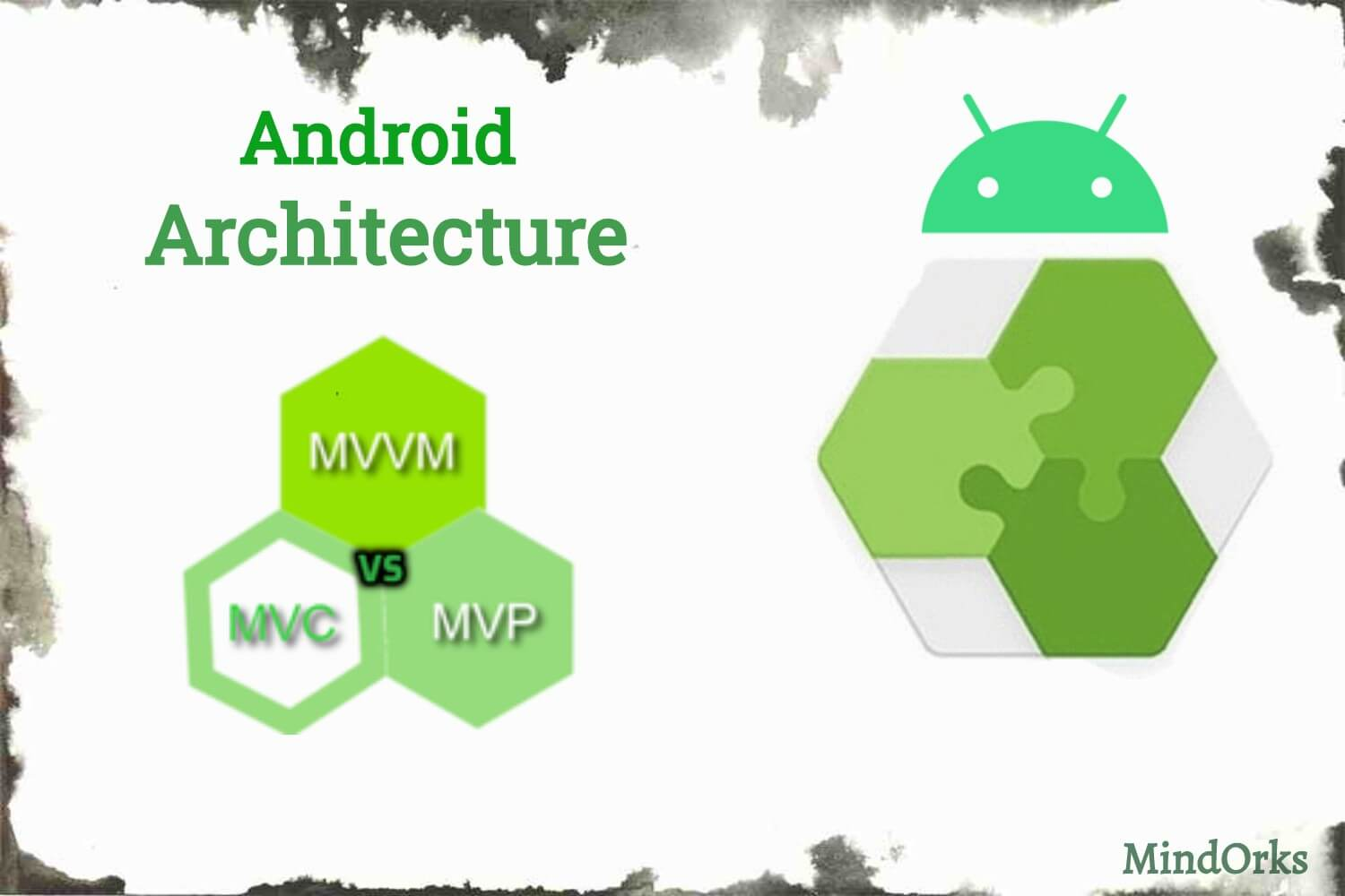 MVC vs MVP vs MVVM architecture in Android