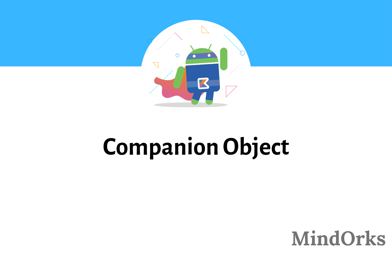 Companion object in Kotlin