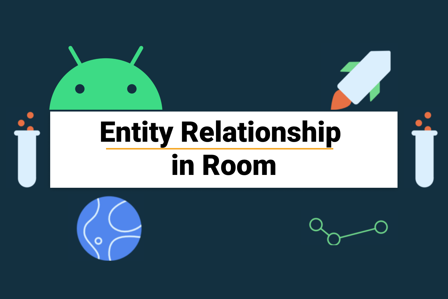 Entity Relationship in Room