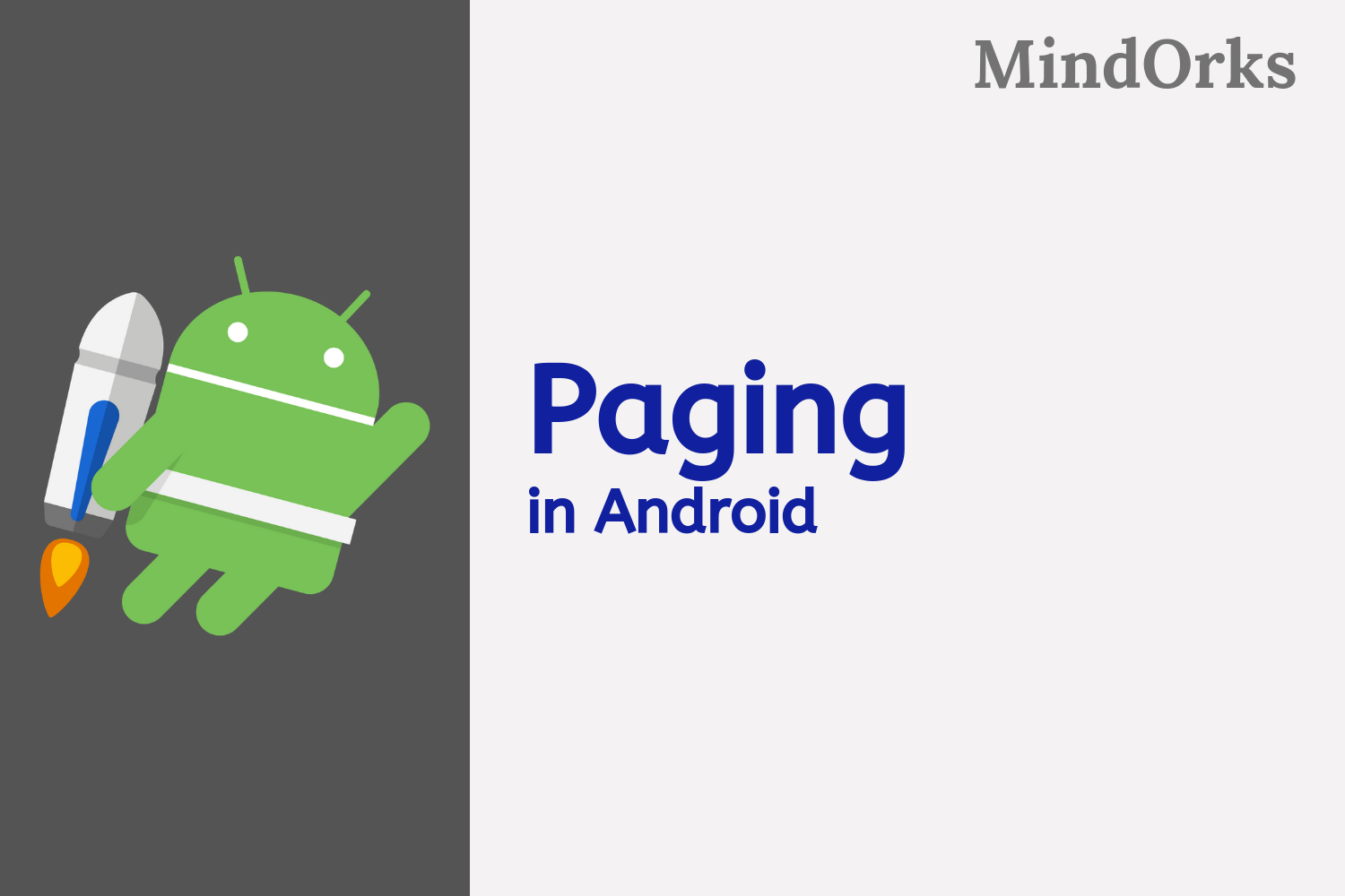 Implementing Paging Library in Android