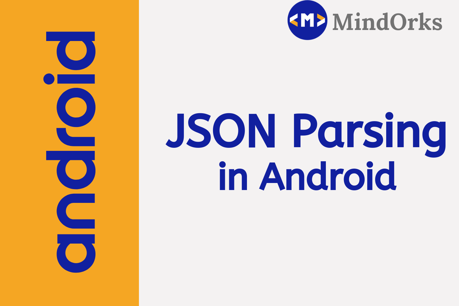 Parsing JSON in Android