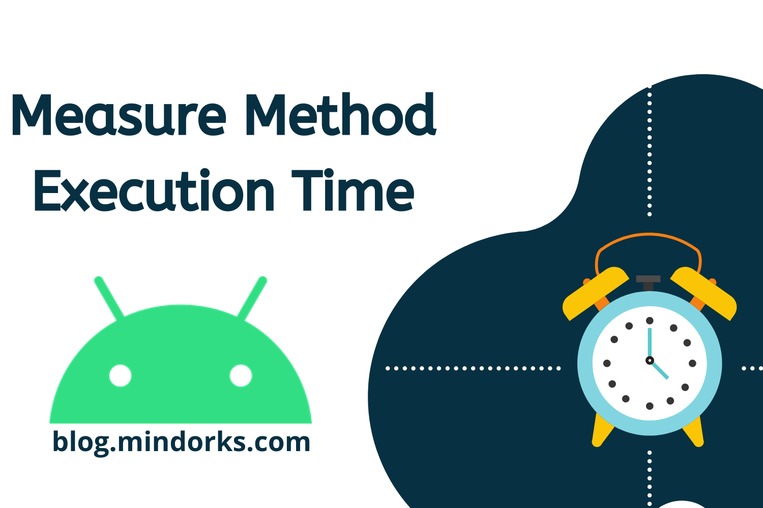 Measure Method Execution Time In Android Debug Build