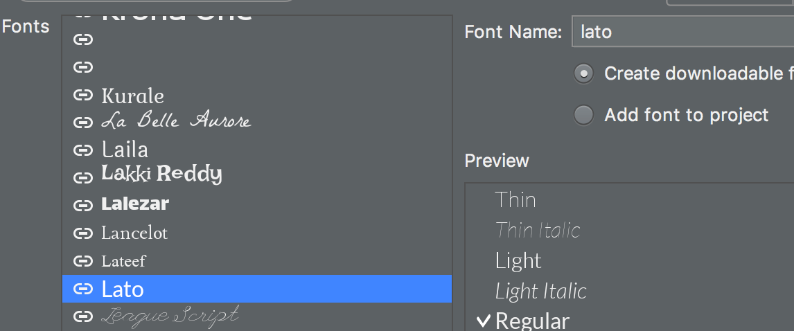 Using Custom and Downloadable Fonts in Android