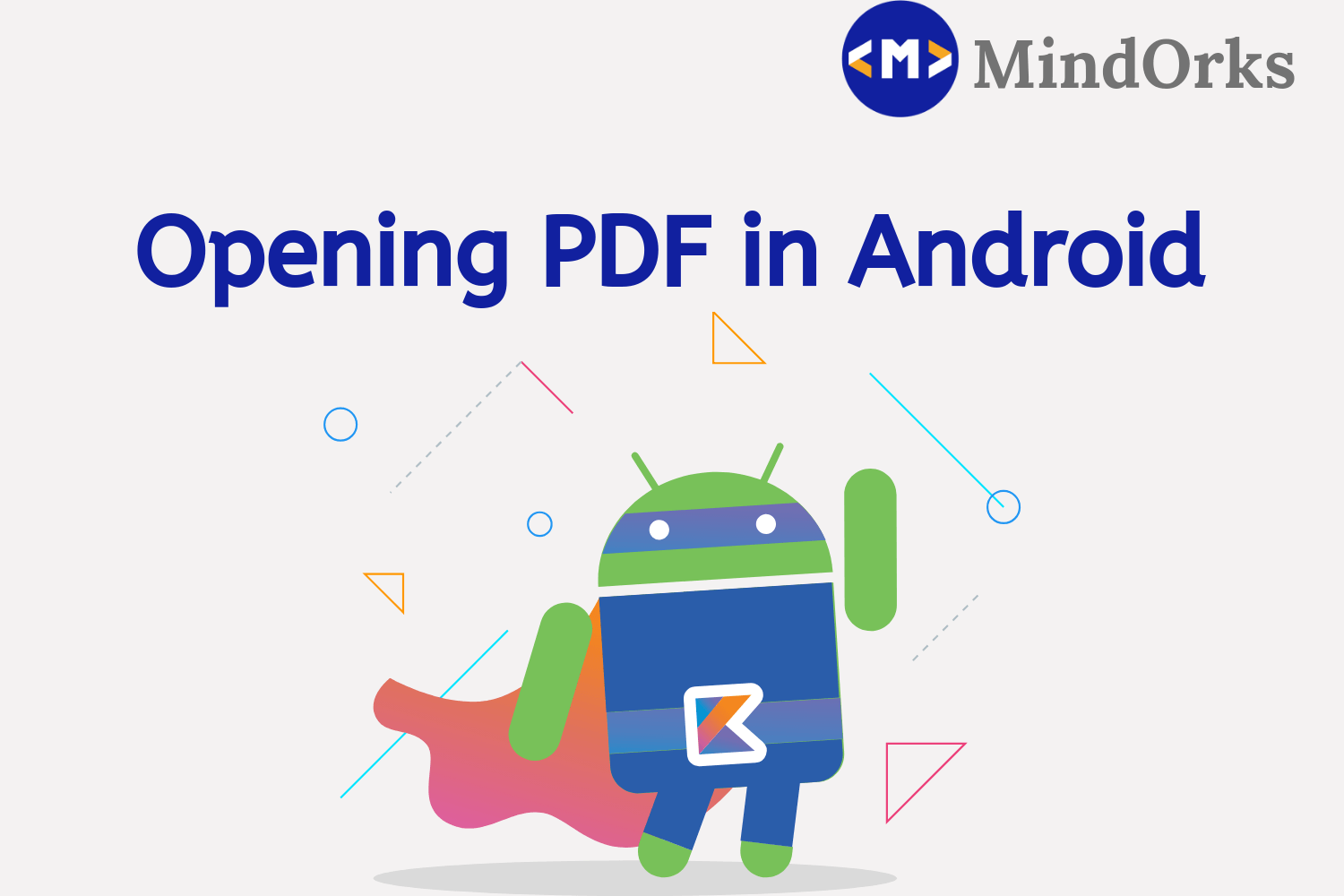 How to download a file in Android and show the progress very