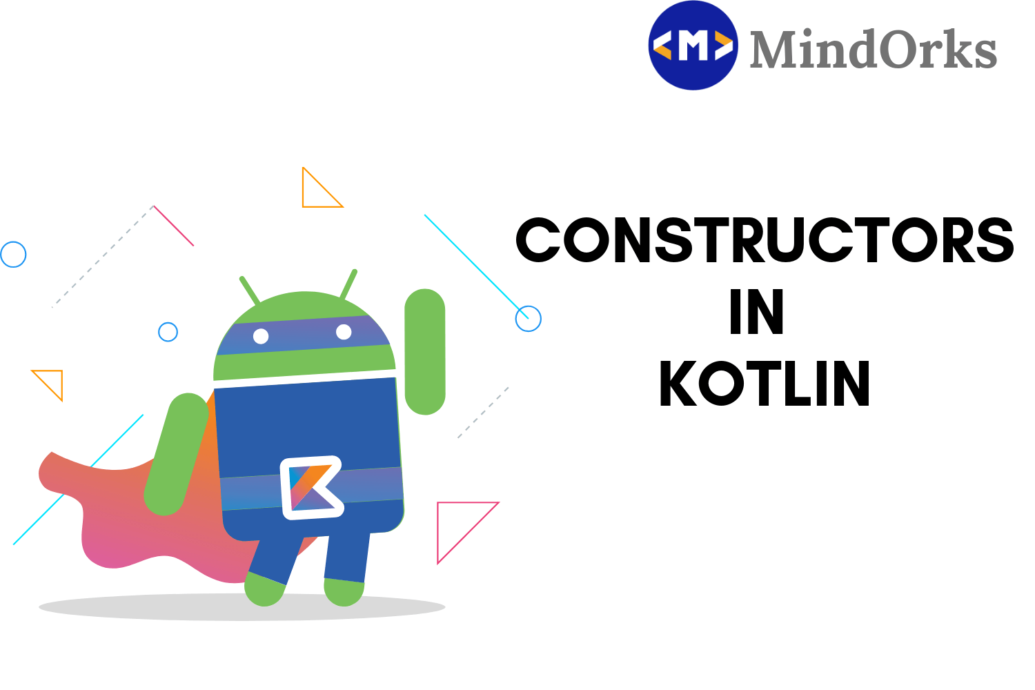 Primary and Secondary Constructors in Kotlin