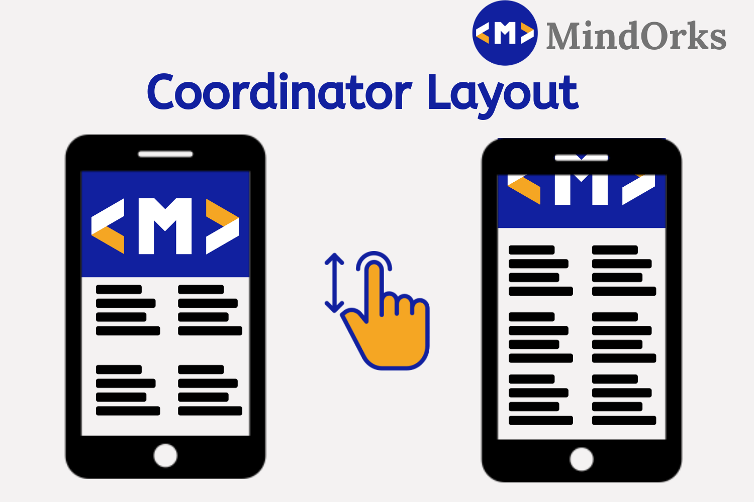 Using Coordinator Layout in Android