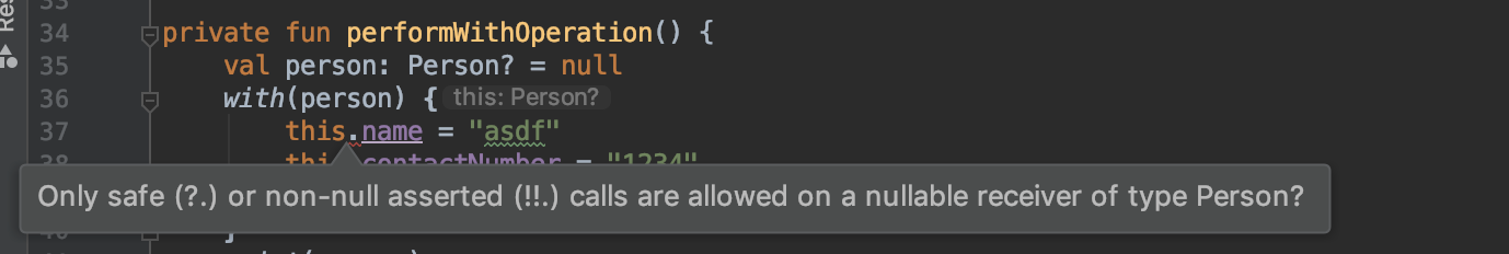 Using Scoped Functions in Kotlin - let, run, with, also, apply