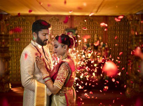 Arun & Anusha – Wedding
