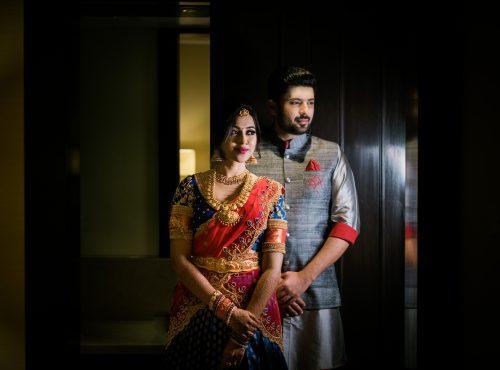 Arun & Anusha – Engagement