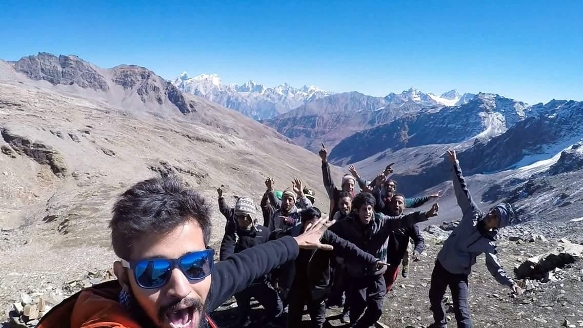 rupin pass peak