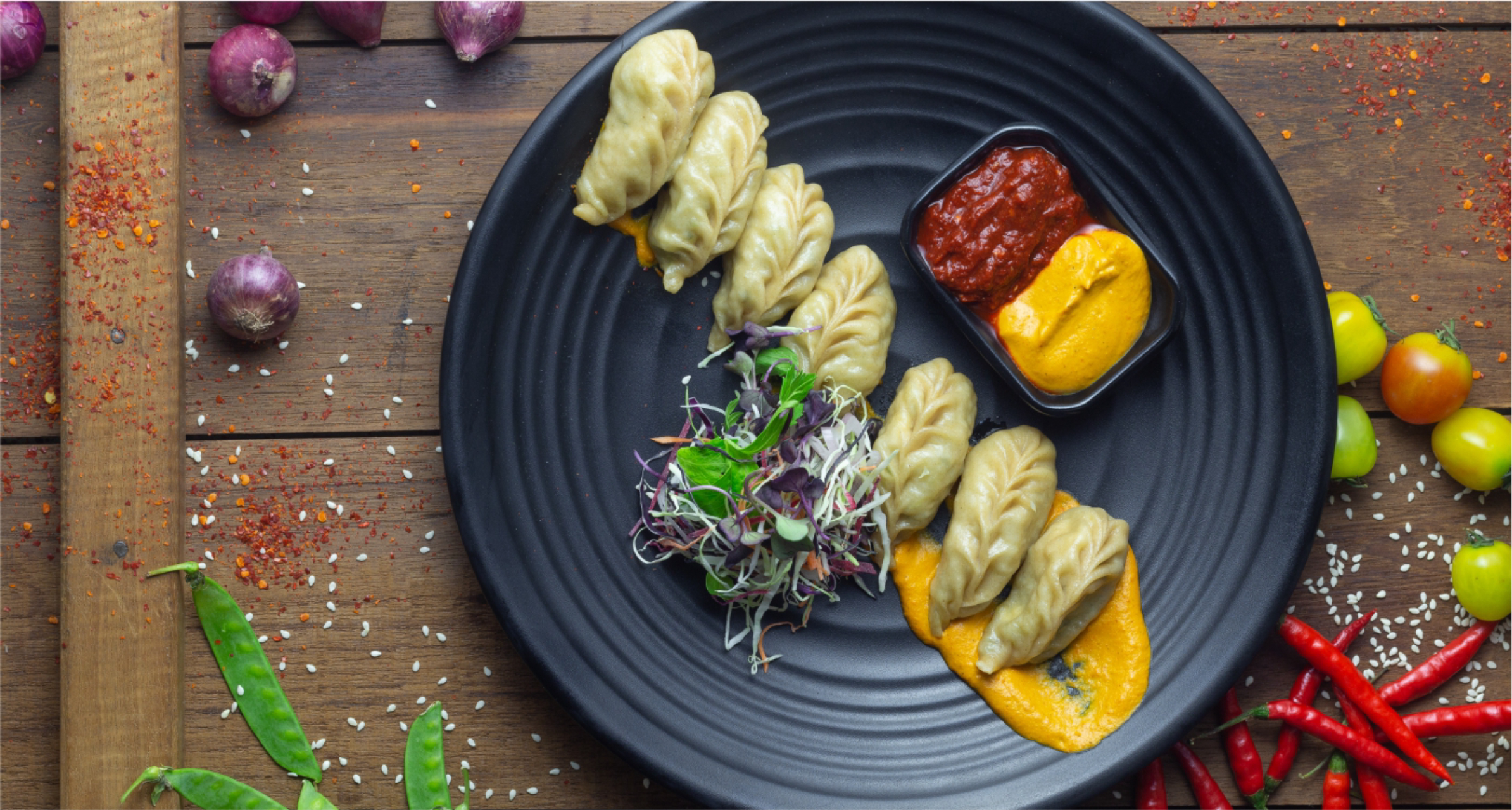Momo King Party Pack One Veg ( 16 Pcs Momo With Noodles And Coke)