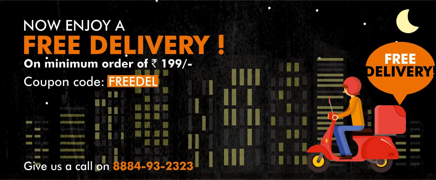 Late Night - Midnight Food Delivery Bangalore