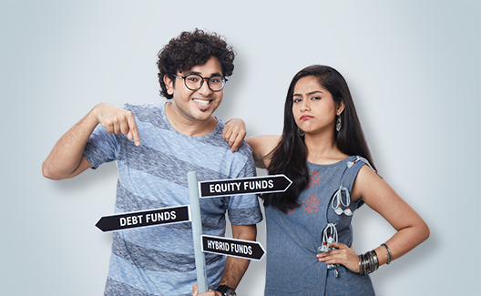 What are the various types of funds?