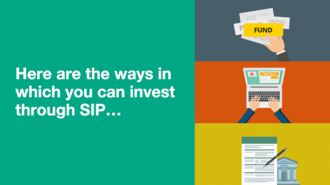 How do I start/stop a SIP? What happens if I miss an instalment?