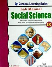 Cordova Learning Series Lab Manual Social Science For Class