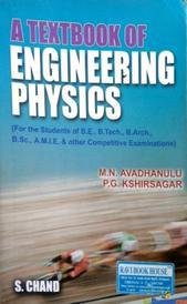 A TEXTBOOK OF ENGINEERING PHYSICS FOR THE STUDENTS OF B E ,B TECH ,B