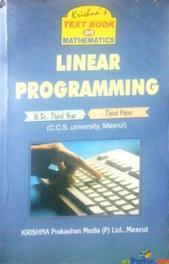 LINEAR PROGRAMMING FOR B A AND B SC  3rd YEAR STUDENTS OF