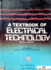 A Textbook Of Electrical Technology in SI Units Volume 4 Electronic
