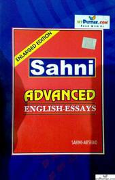 Synthesis Essay Prompt  Classification Essay Thesis also Position Paper Essay Sahni Advanced English Essays Buy Sahni Advanced English  Good English Essays Examples