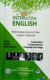 Interactive ENGLISH intermediate second year English