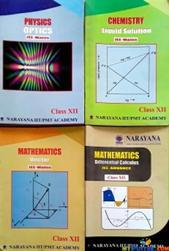 NARAYANA IIT/PMT ACADEMY STUDY MATERIAL FOR CLASS 11,12,JEE-MAIN AND