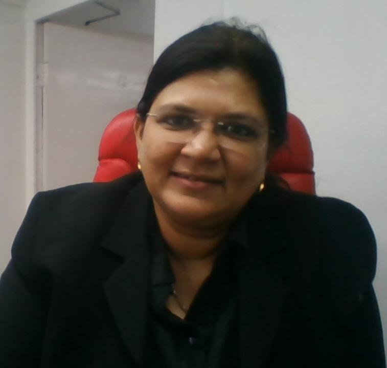 Gitanjali Prabhu