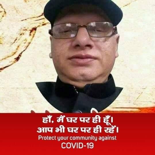 advocate Javed Rahat khan