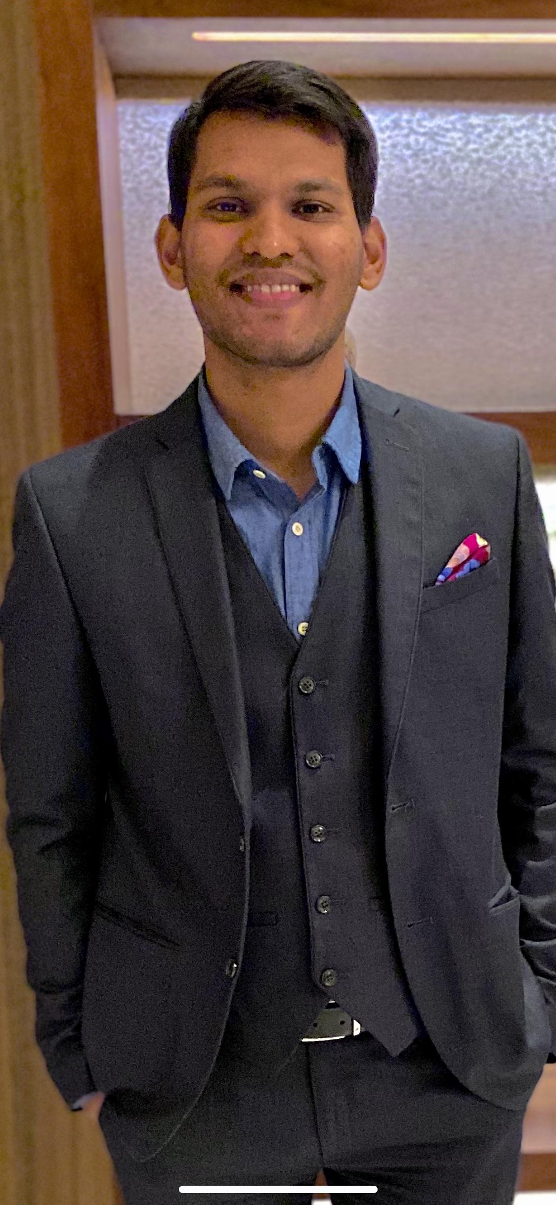 Dhruv Dwivedi