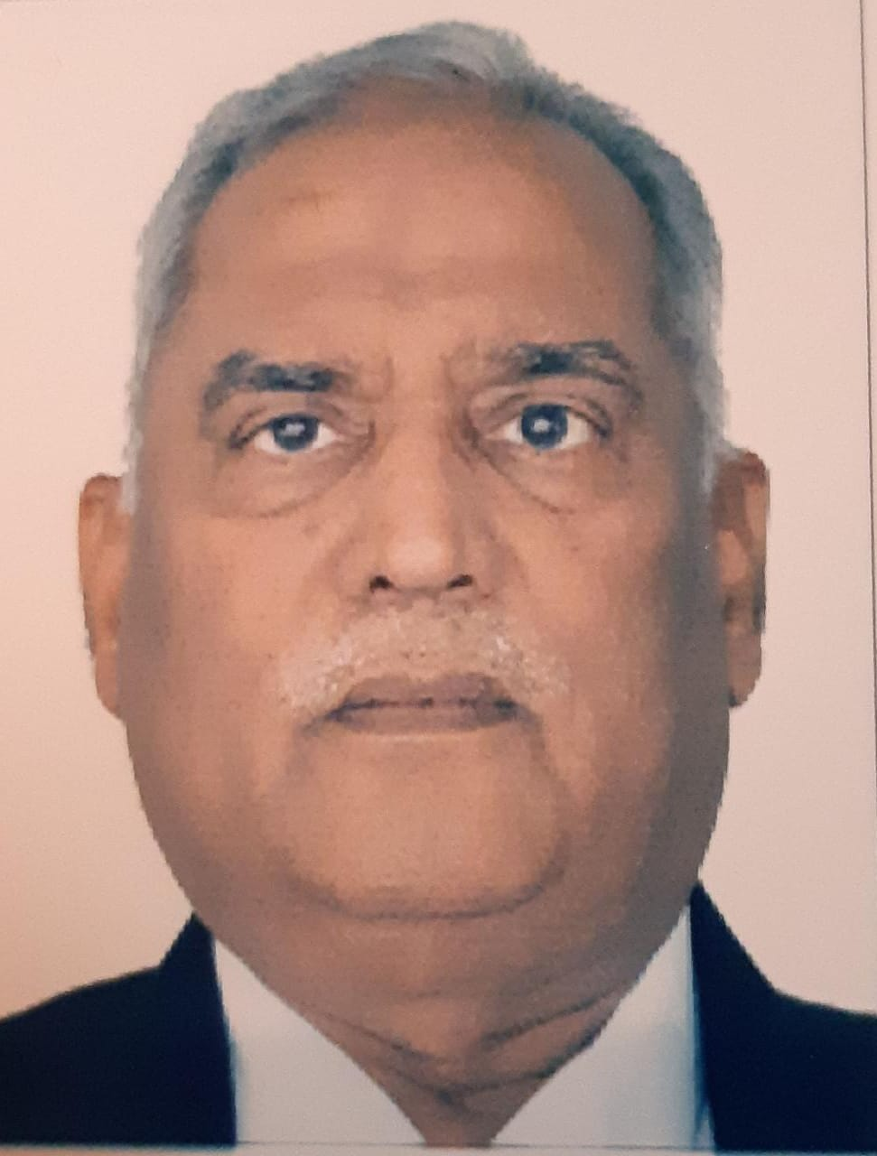 Dr. G. R. Sharma