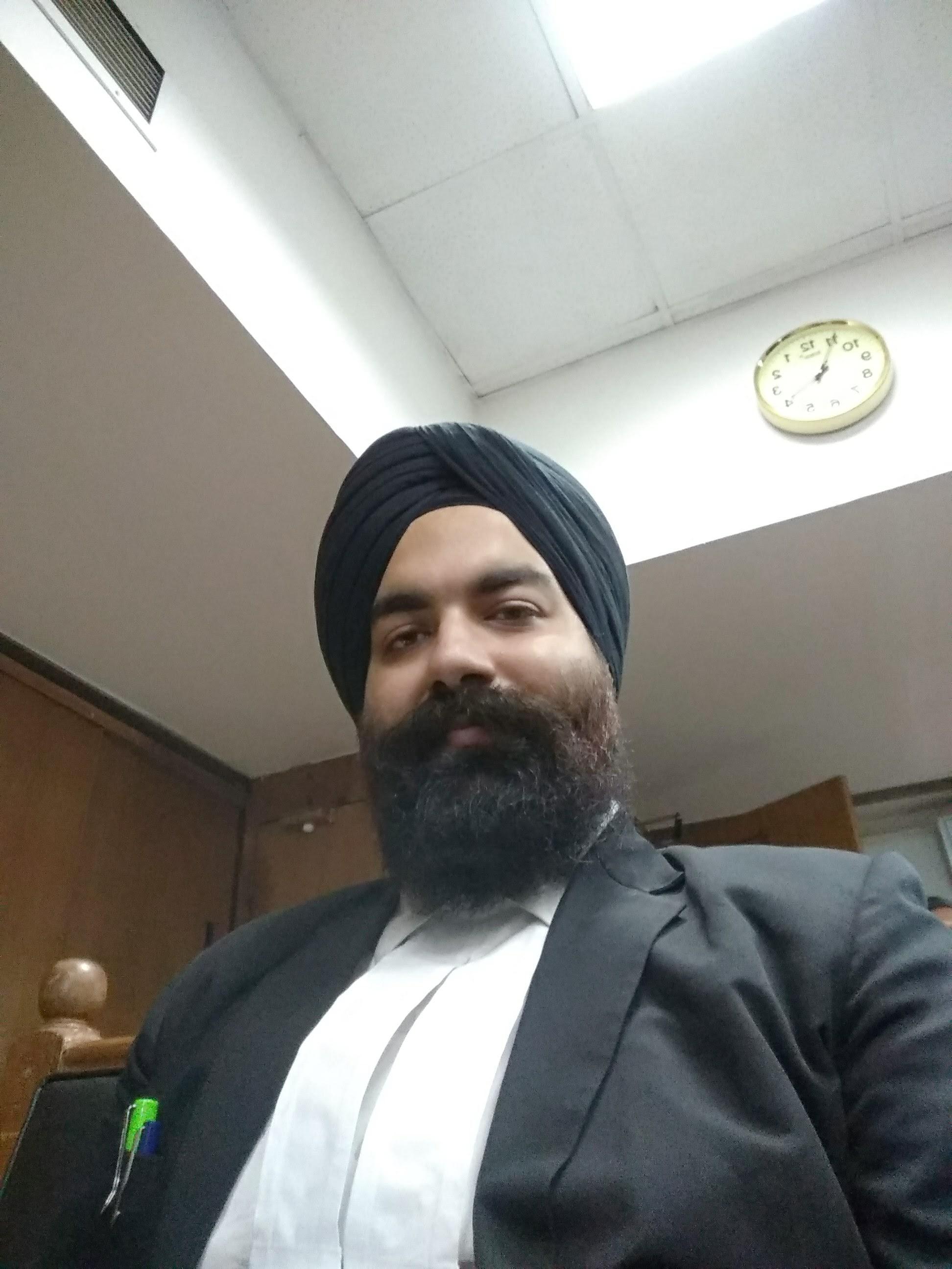 Hargun Singh Bhatia