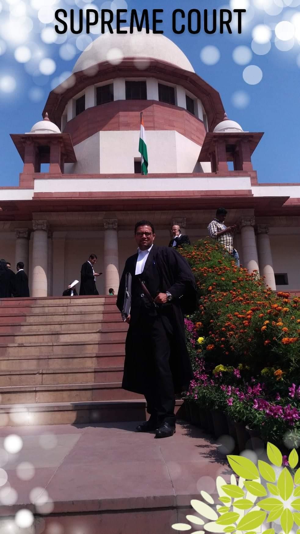 Advocate Satyajit Surendrasingh Pawar