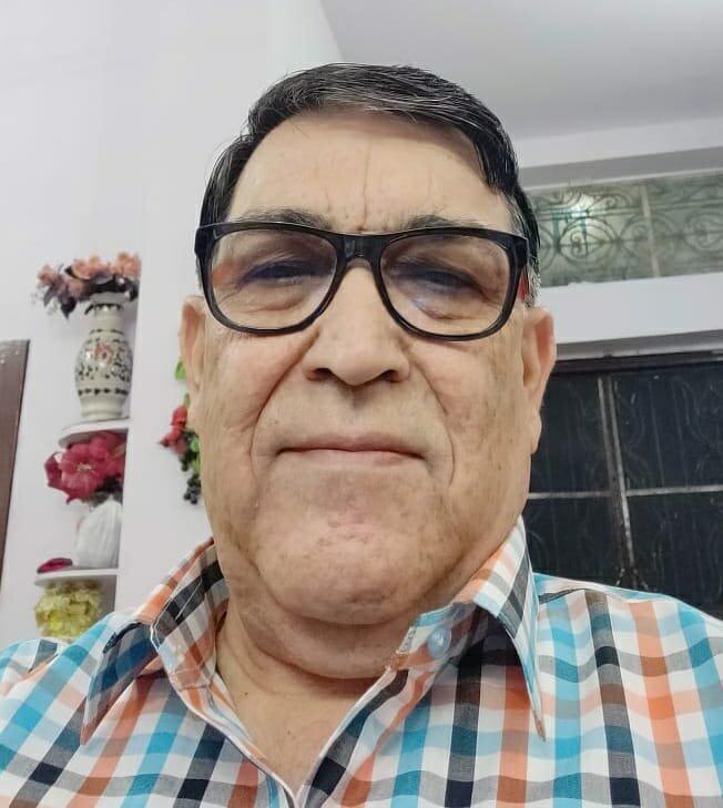 Arif Mohammed Madani