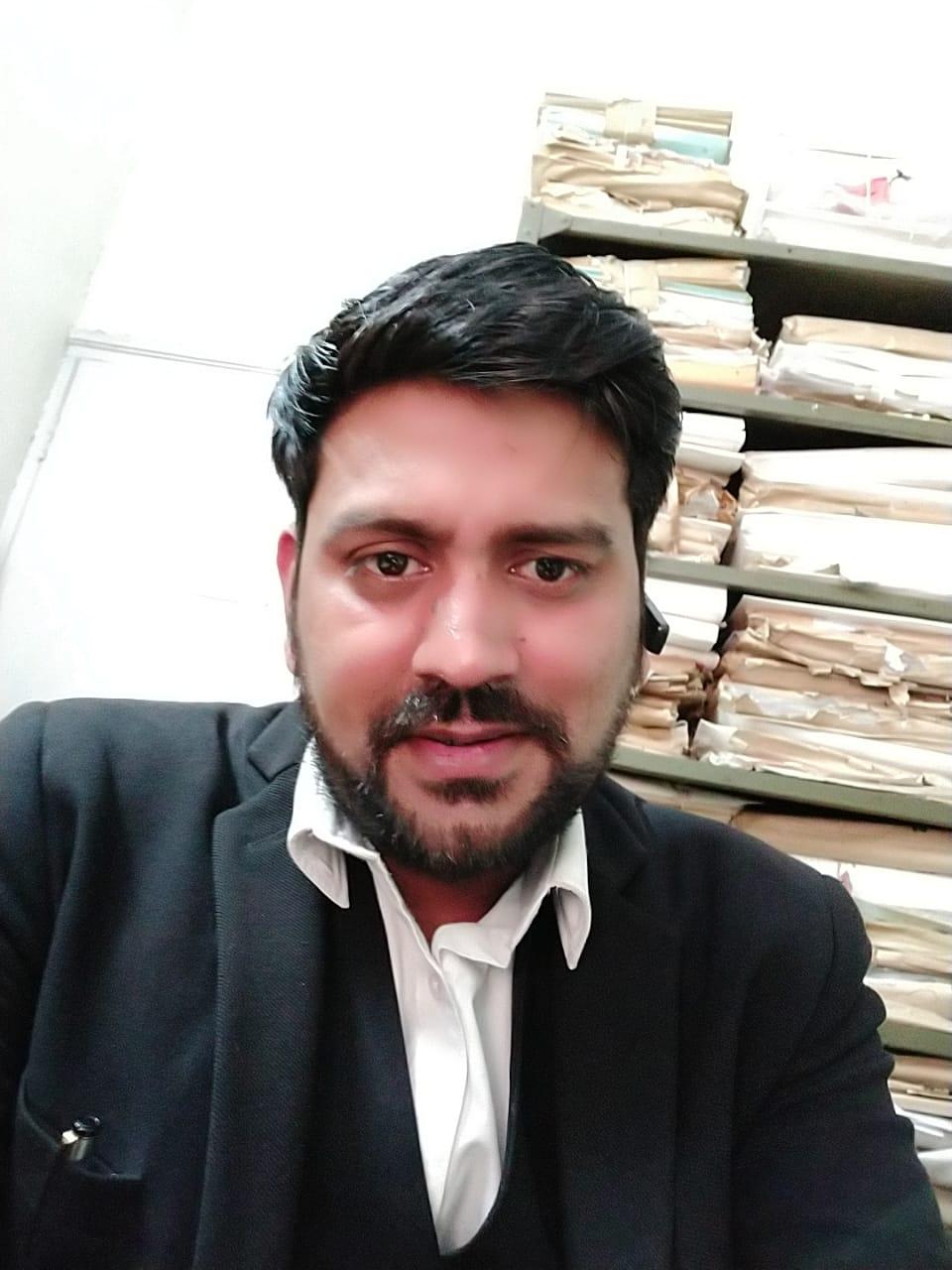 Adv Sudesh Kumar pandey