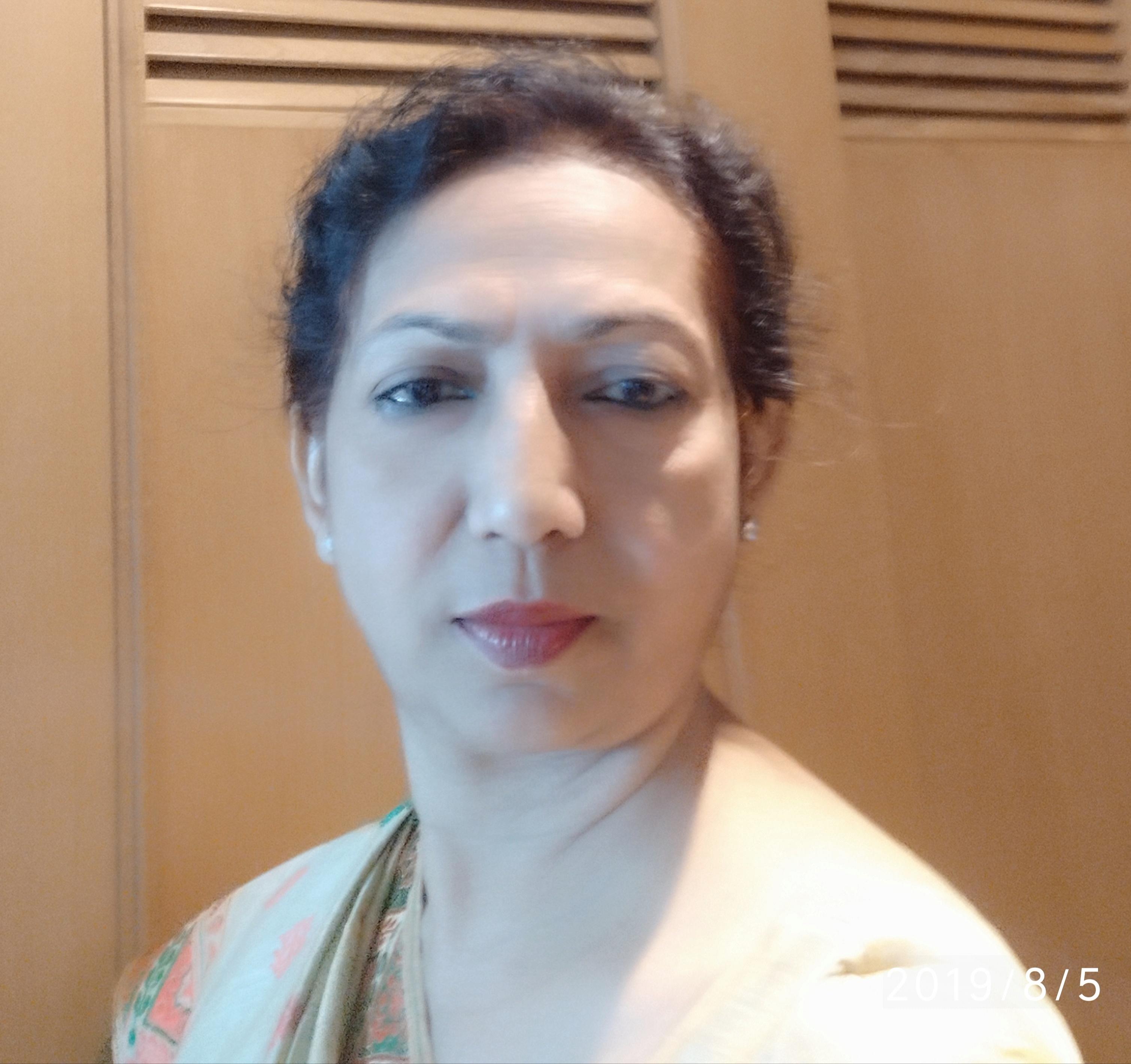Sangeeta Mehrotra