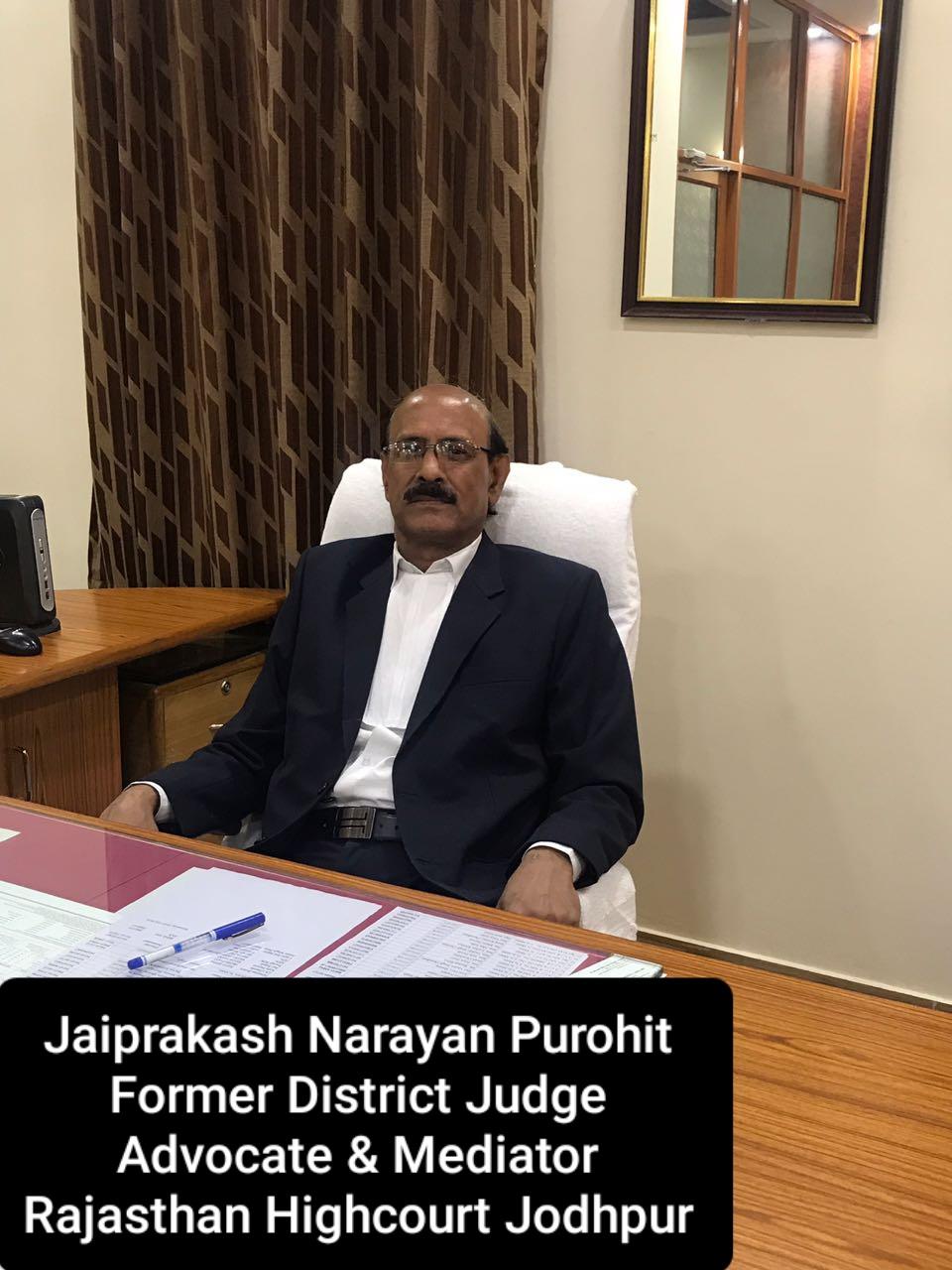 Jaiprakash Narayan Purohit