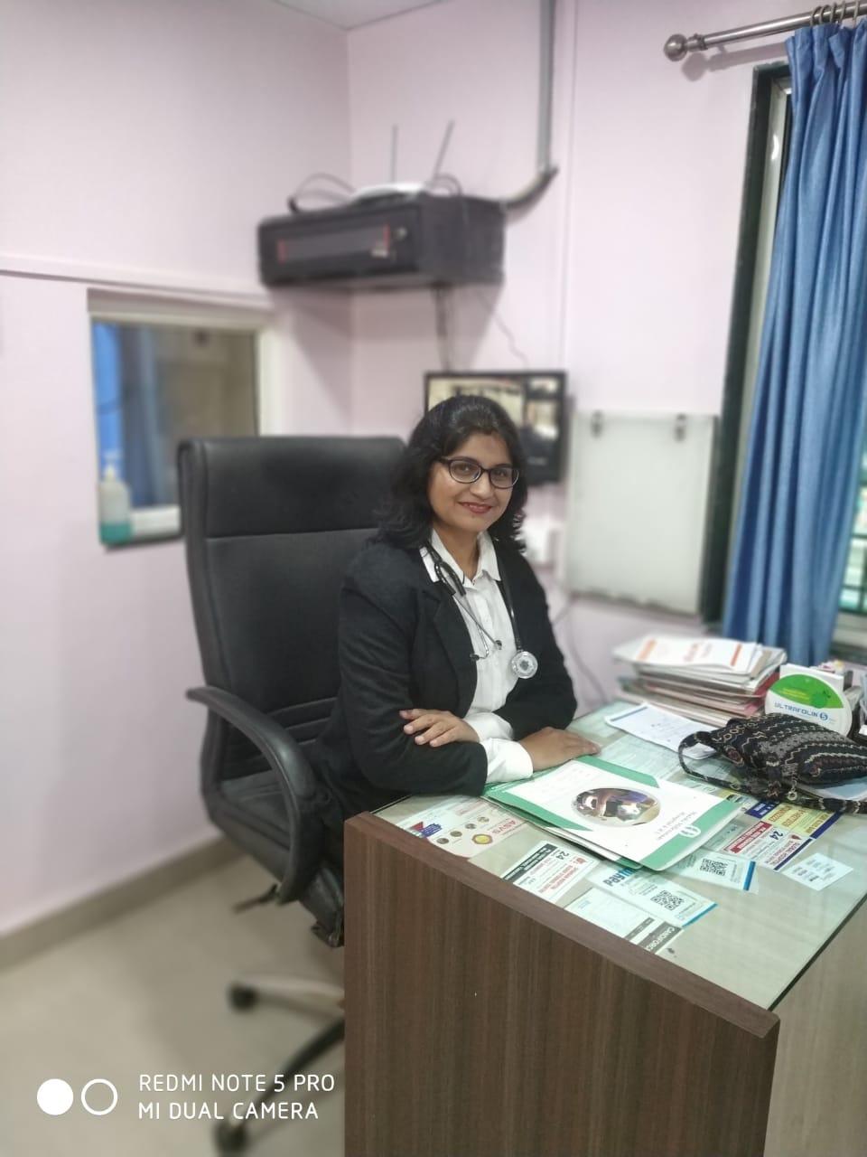 Dr Anjali Dudhgaonkar