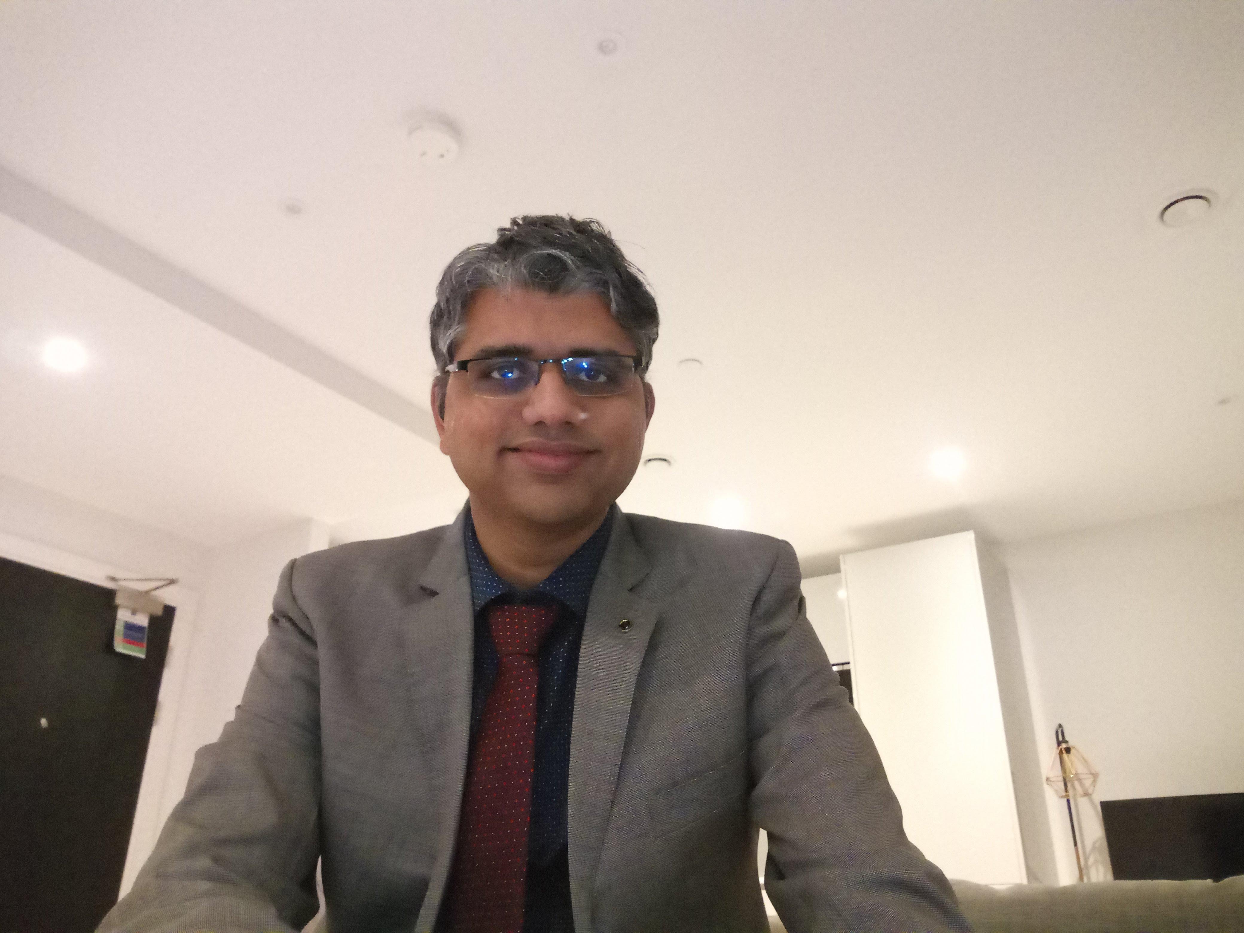 Badrinath Srinivasan