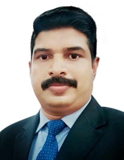 Sibin K Raghavan