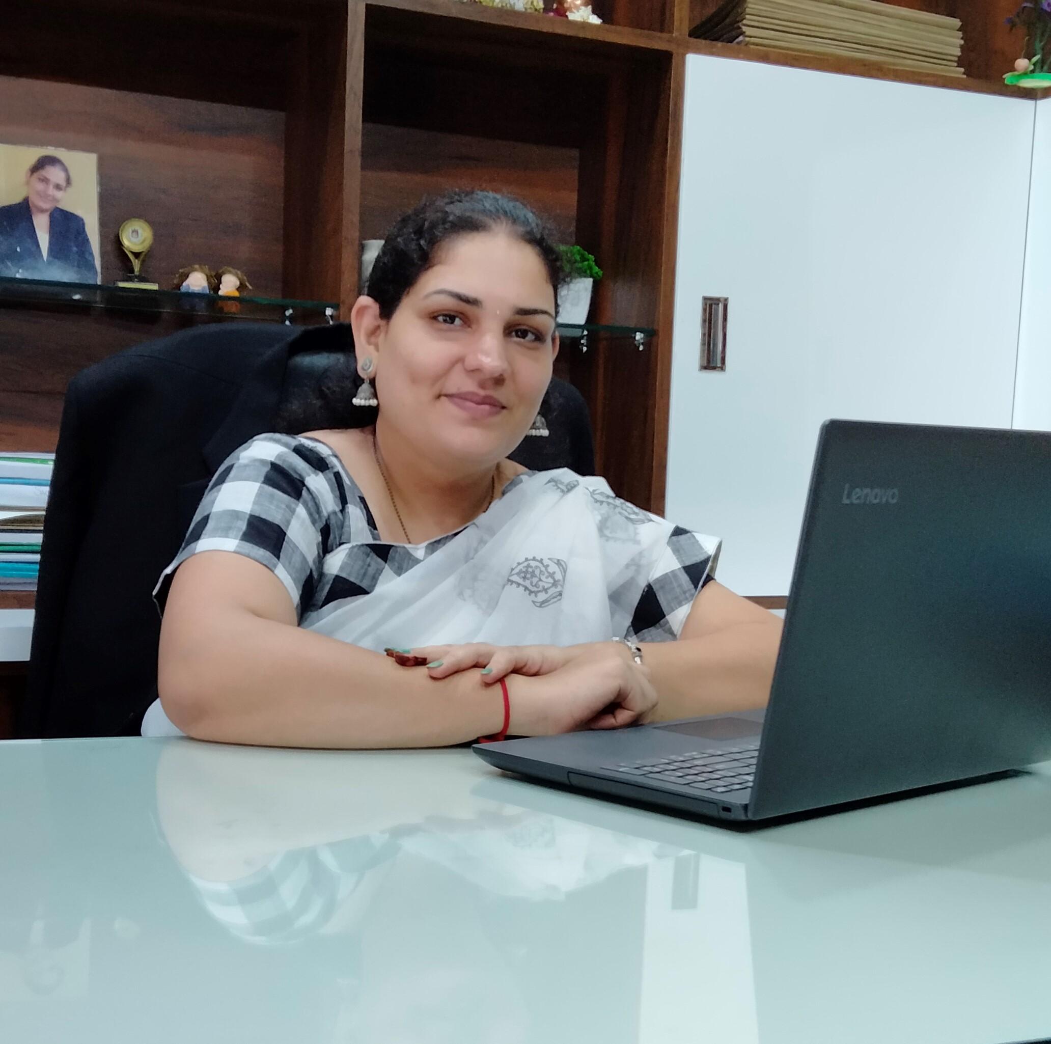 Jayashree M Rattihalli