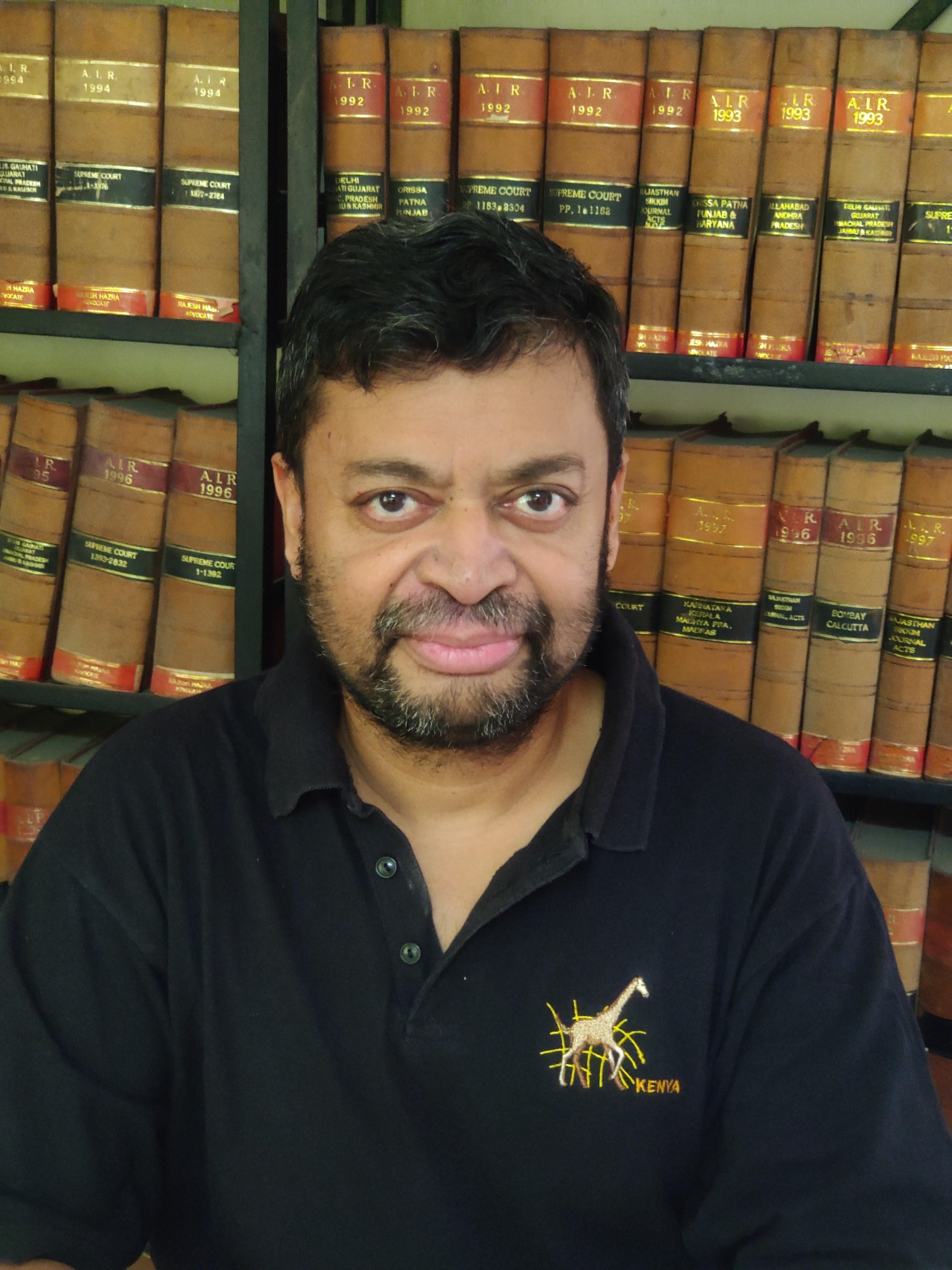 Rajesh Hazra