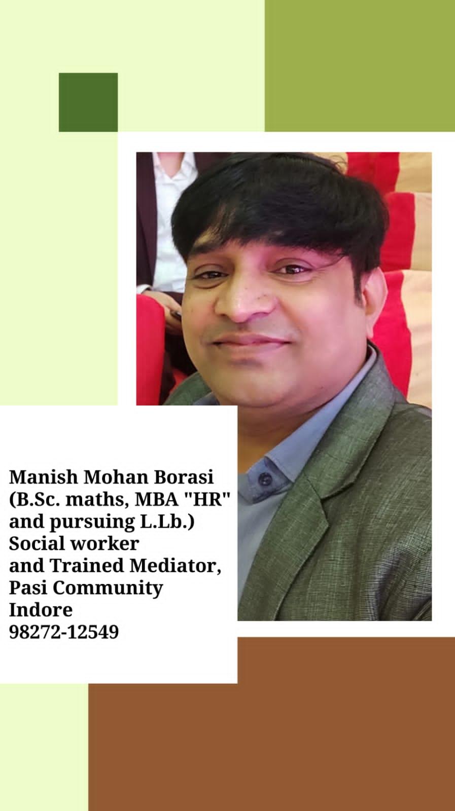 Manish Borasi