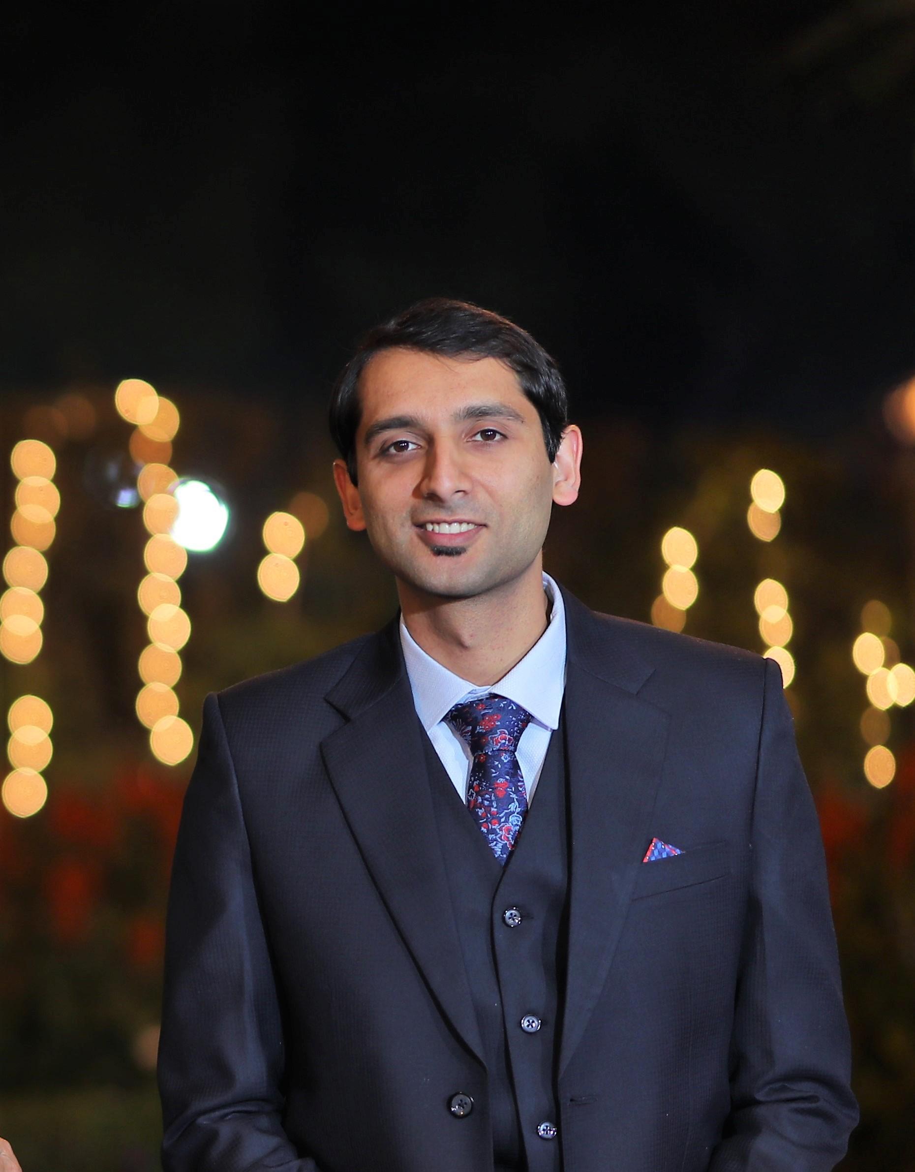 Ayush Dhawan