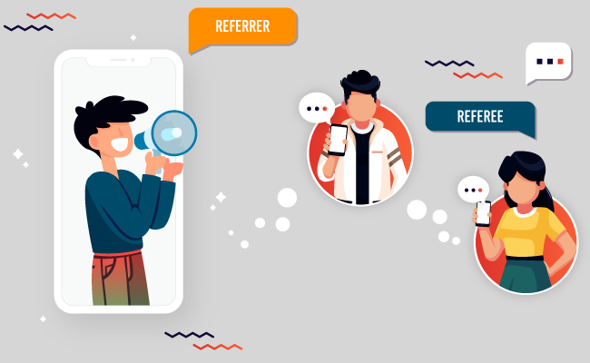 referrer and referee